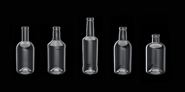 Aegg is expanding into spirits bottle packaging with a new range of 5 off-the-shelf spirits bottles.