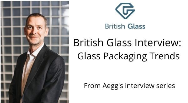 British Glass Technical Director Dr Nick Kirk interview