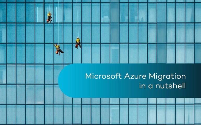Digital Transformation with Microsoft Azure in a nutshell