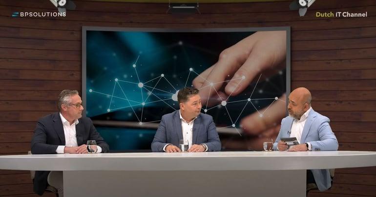 BPSOLUTIONS in talkshowreeks 'Leaders of Cloud'
