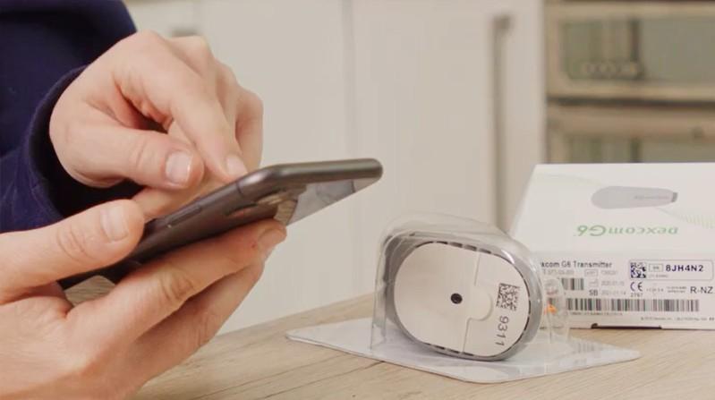 Dexcom-G6-video-start-account