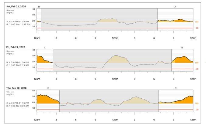 SE-Dexcom-G6-CLARITY-Clarity-rapport-2