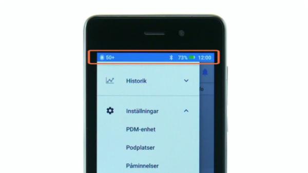 Omnipod DASH video introduktion och uppstart