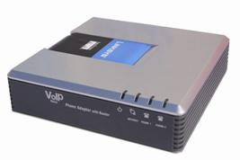 Linksys Spa2102 Voip Voice Adapter