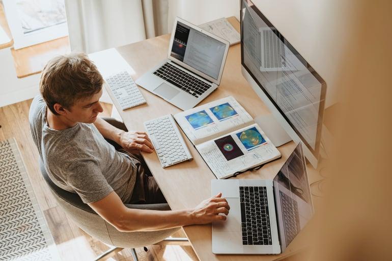 De evolutie van onze manier van werken en het kantoor