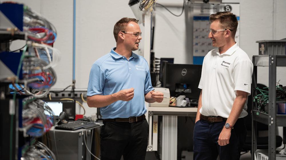 CTS team discusses leak test solutions