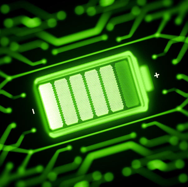 green-battery-node-pole