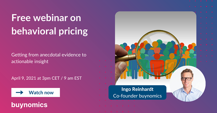 Behavioral Pricing