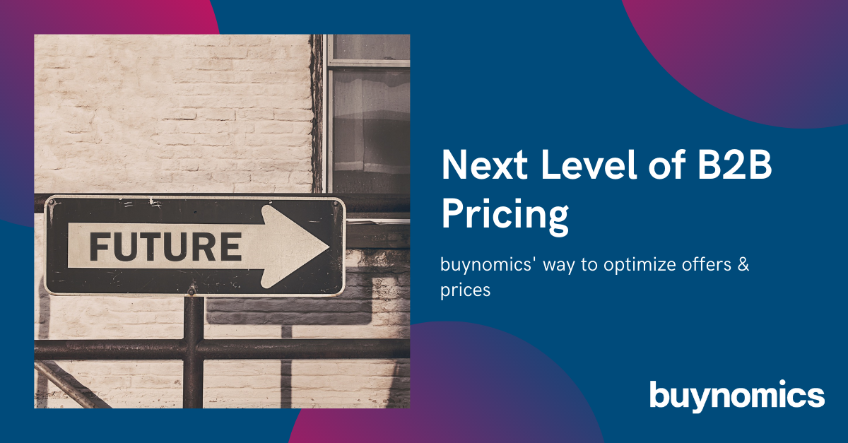 The Next Level of B2B Pricing