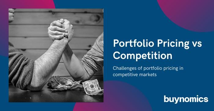 Webinar: Portfolio Pricing vs. Competition | buynomics