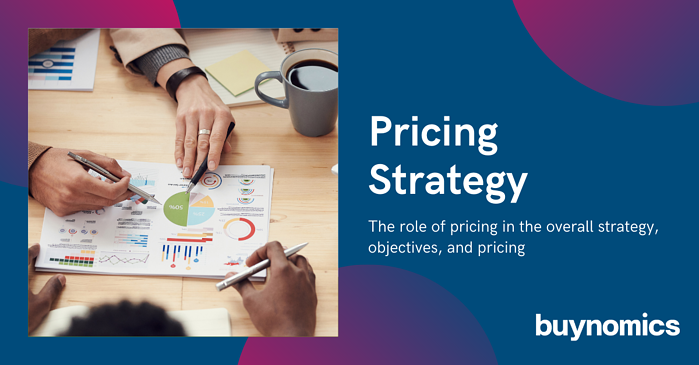 Webinar on price strategy - strategy, objectives & pricing guidelines