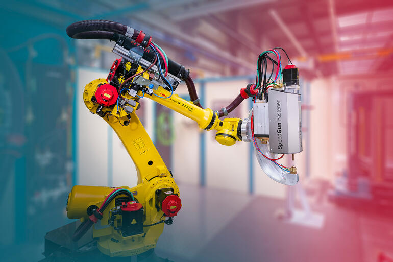 Widerstandsbuckelschweißen: Industrielle Anwendung und Automatisierungsgrad