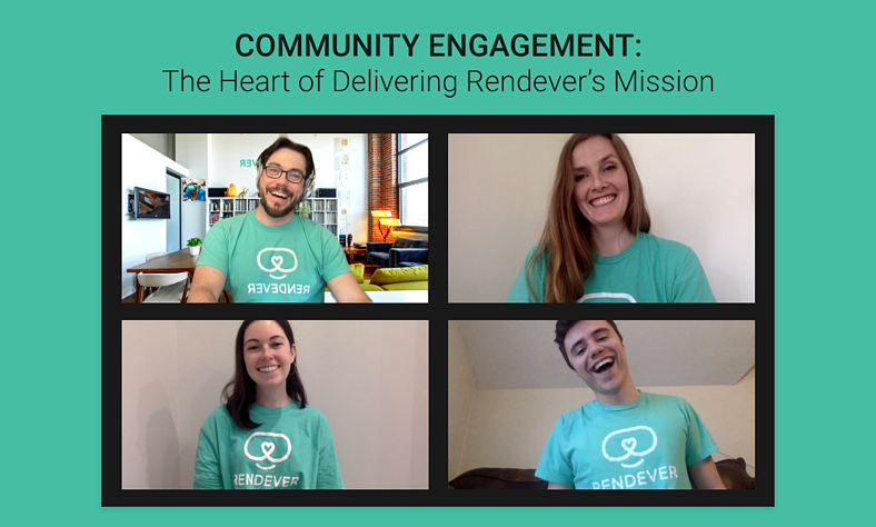 Community Engagement: The Heart of Delivering Rendever's Mission