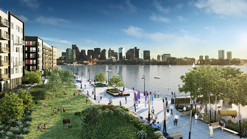 [Just Listed] New Construction Opportunity at Slip45 at Clippership Wharf