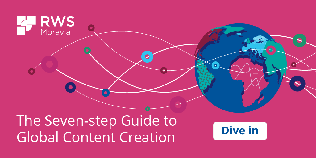 The Seven-step Guide to Global Content Creation Twitter