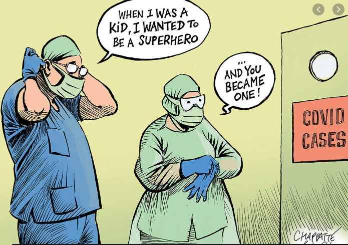 frontline medical workers