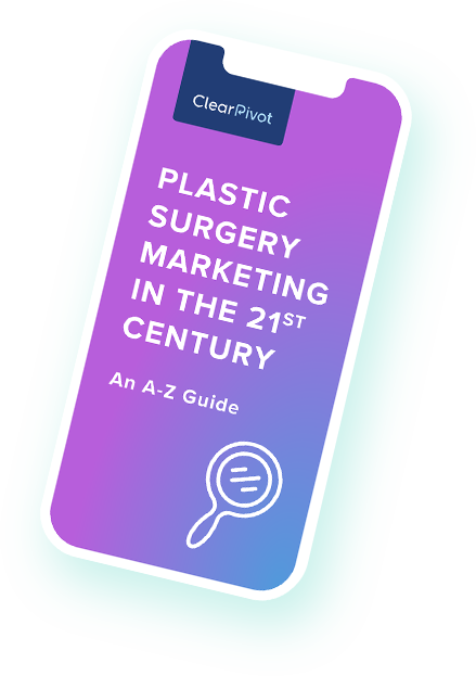 Plastic surgery marketing eBook