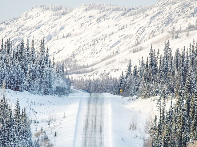 Slippery roads - the benefits of automatic tire chains