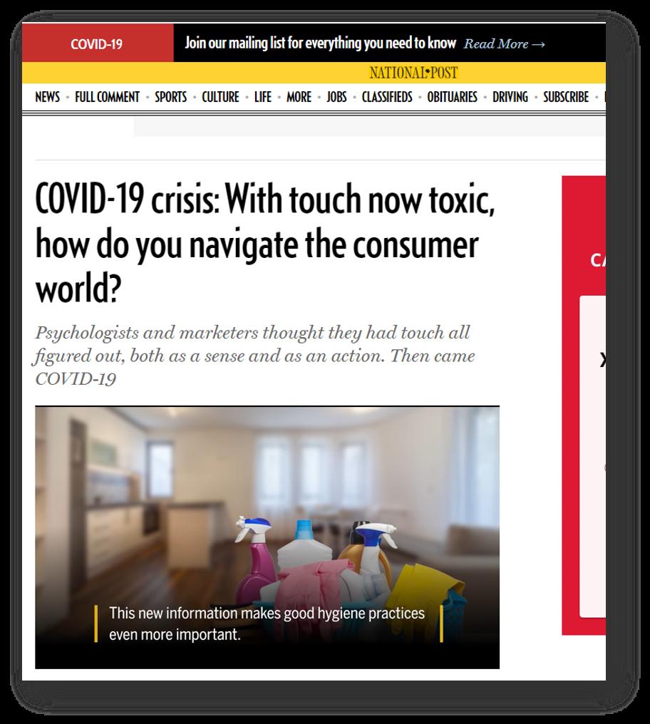 Covid News Headline