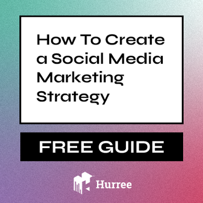 how to create a social media marketing strategy guide