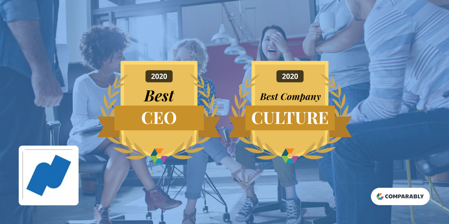 Namely Wins Best CEO & Best Company Culture