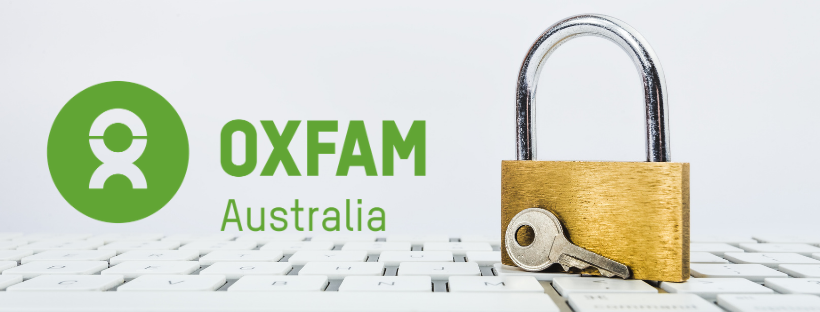 Oxfam Australia Databreach