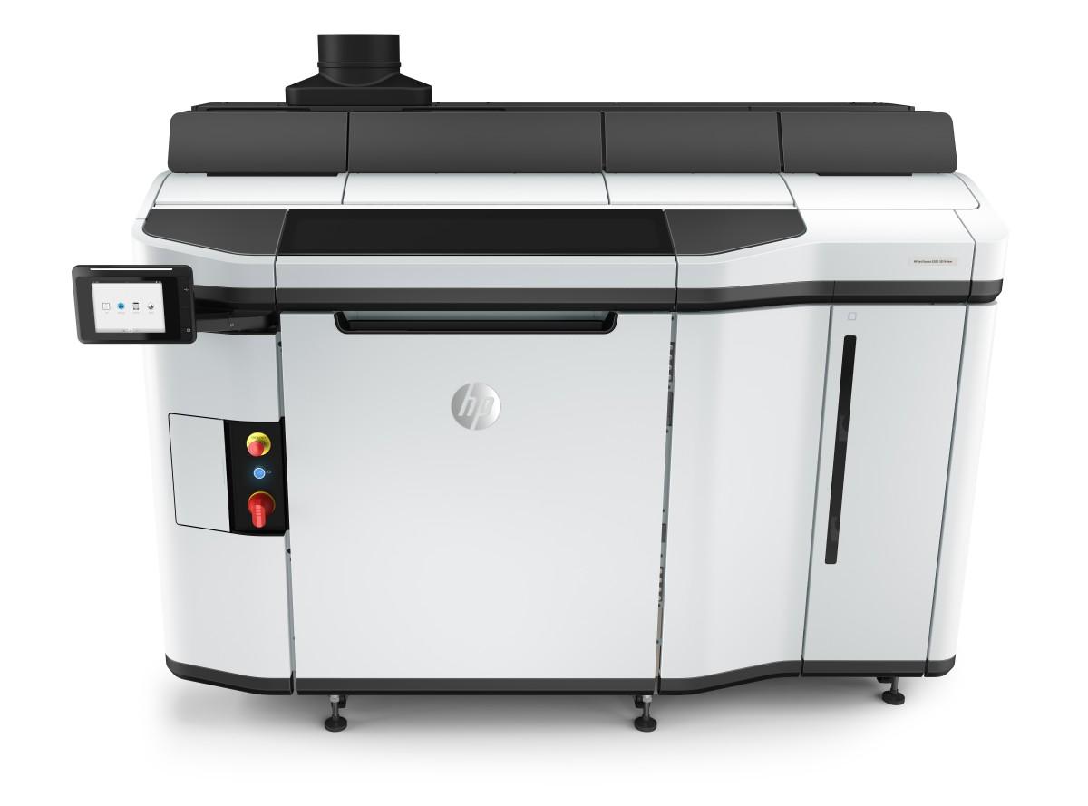 HP Jet Fusion 5200 3D Printer - Front view (1)
