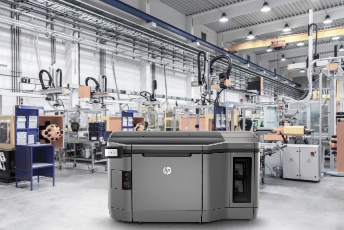 HP Jet Fusion 4200 3D Printer - TPM
