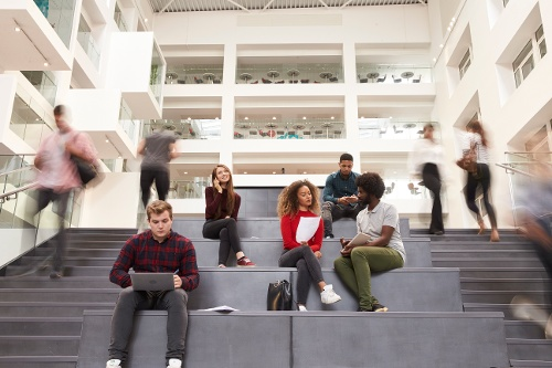 The New Digital Campus: A Modern Approach to Higher Education