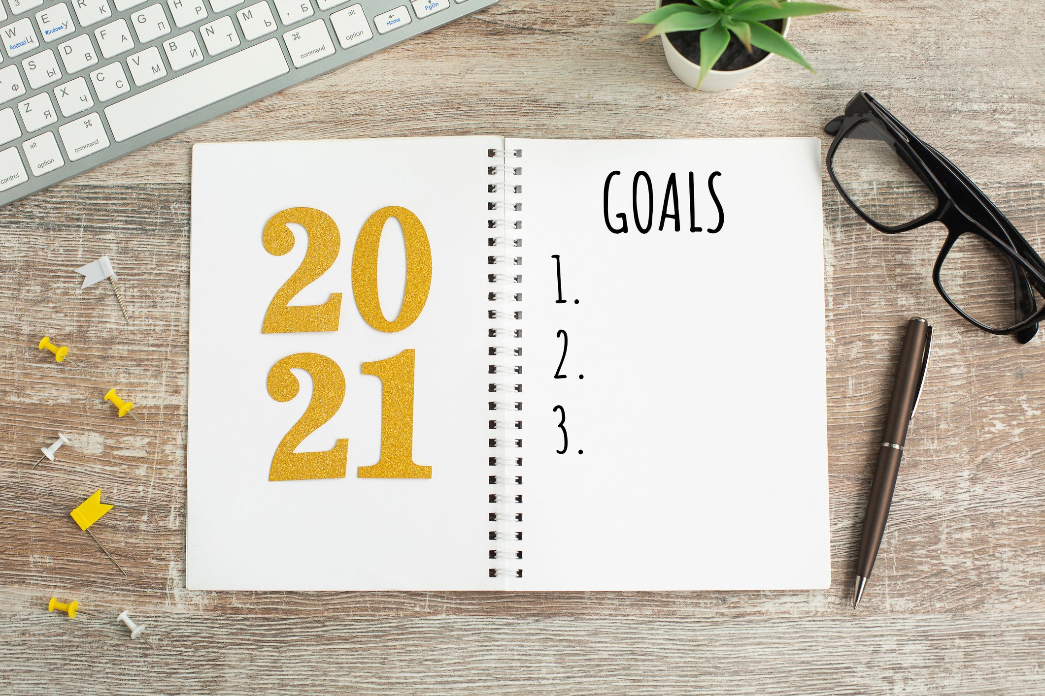 Top 3 New Year's Resolutions for Higher Education in 2021