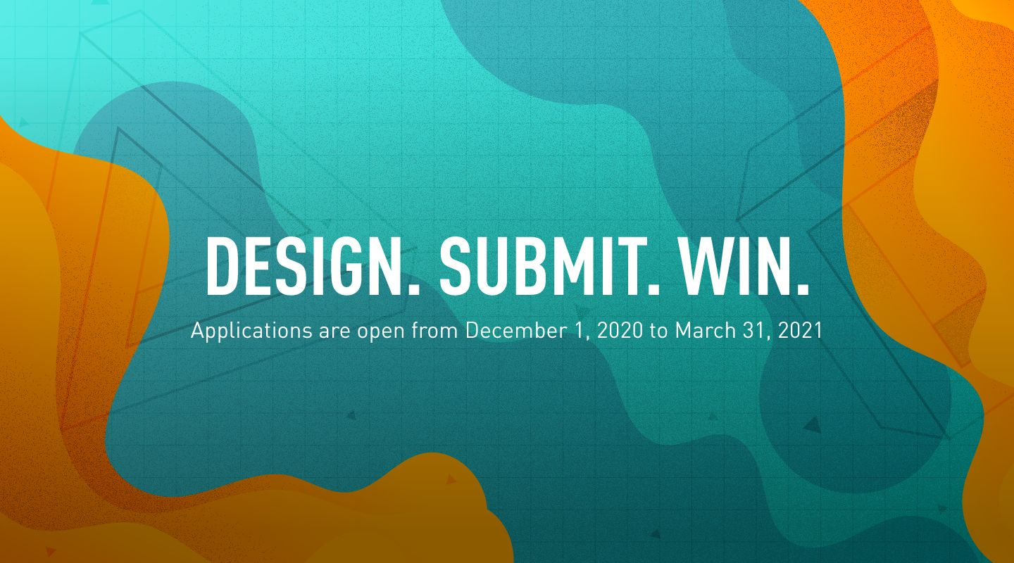 Design. Submit. Win. — No, Seriously, It's That Easy