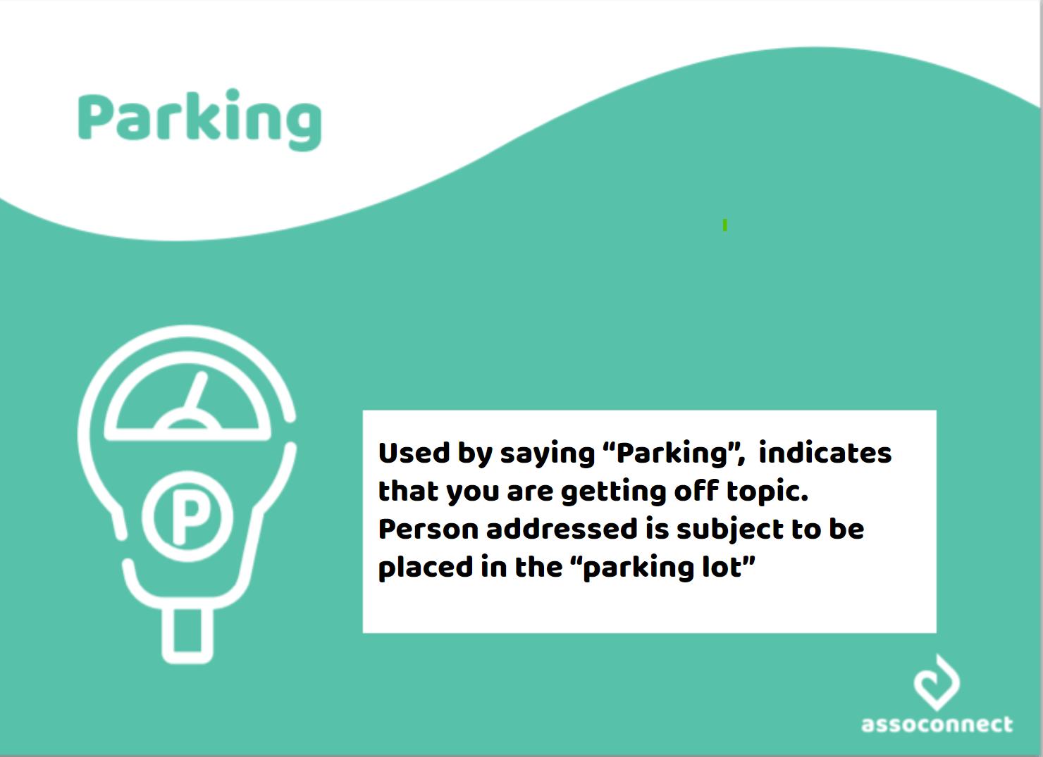 best-practices-nonprofit-board-meetings-parking