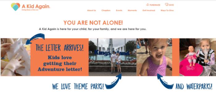 best-nonprofit-websites-impact
