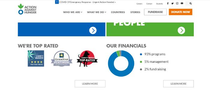 best-nonprofit-websites-certifications