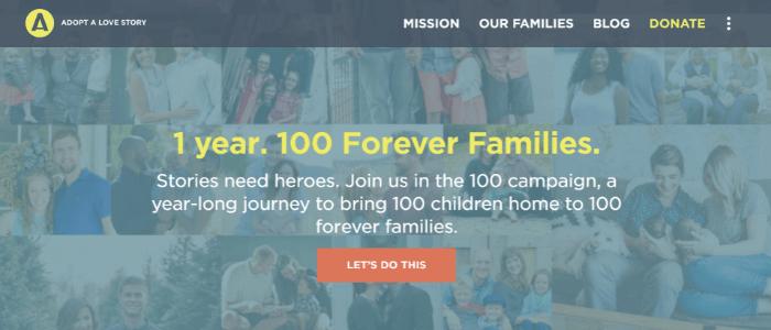 best-nonprofit-websites-adopt