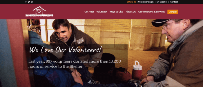 best-nonprofit-websites-boulder-homeless