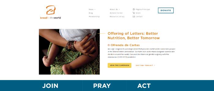 best-nonprofit-websites-coherent-design