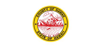 County of Hawaii State of Hawaii