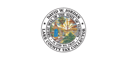 David W. Jordan Lake County tax collector