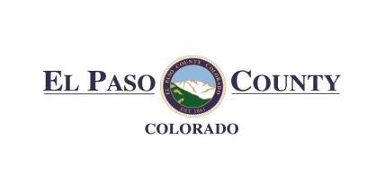 El Paso County Colorado
