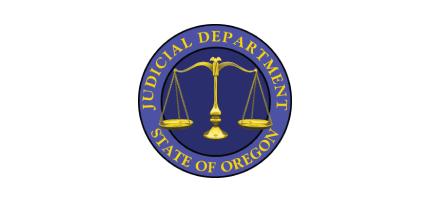 Judicial Department State of Oregon
