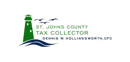 St. John County Tax collector Dennis W.