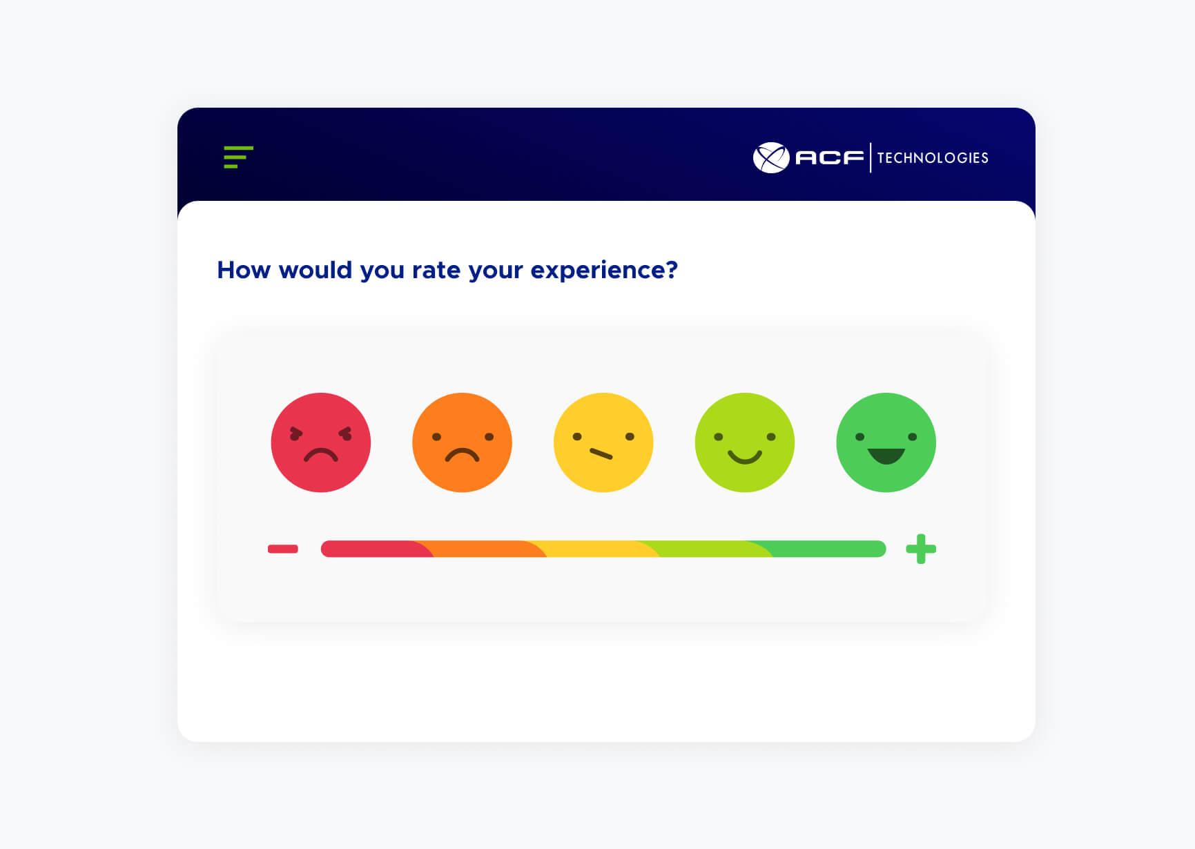 customer feedback #2