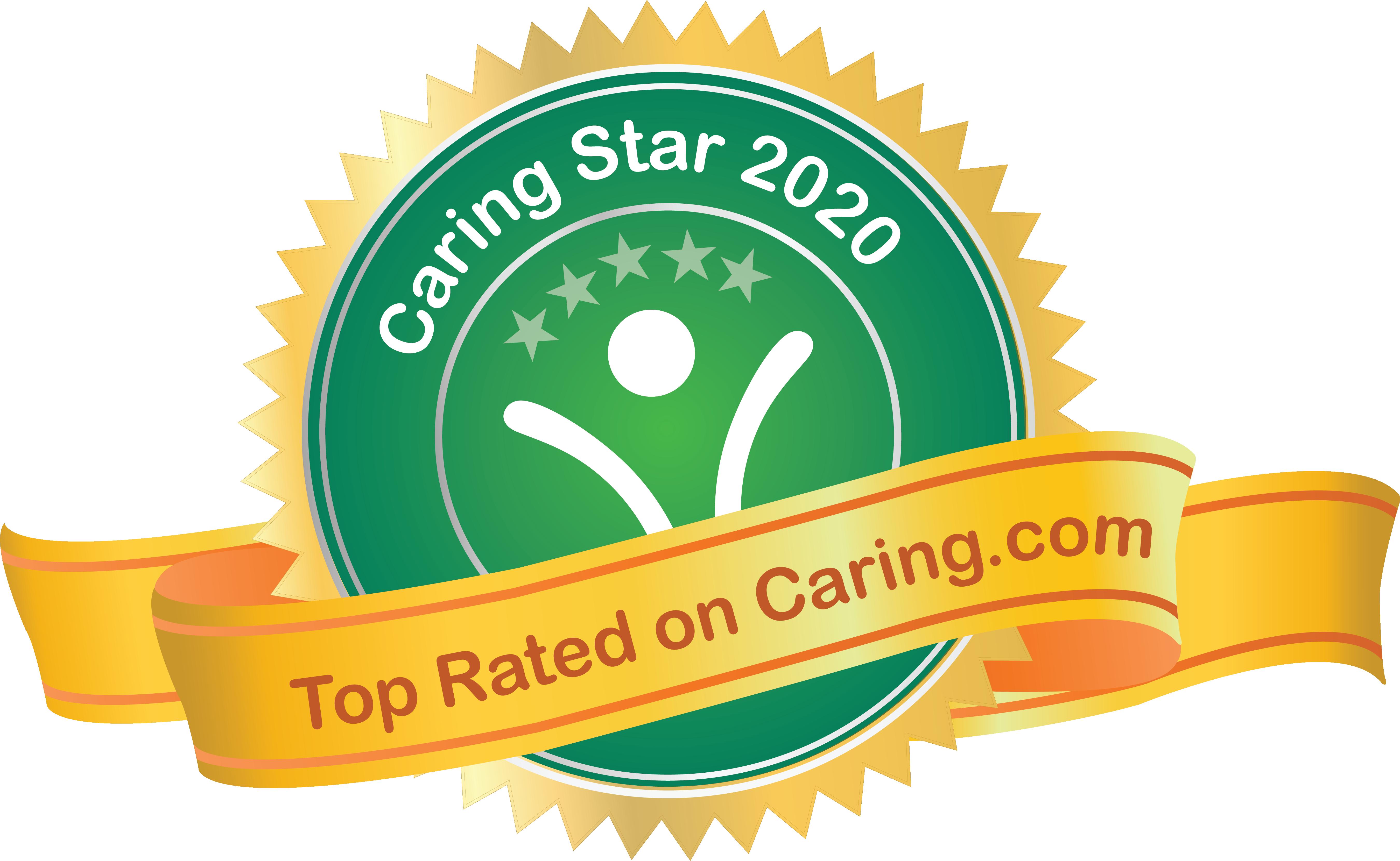 2020 Caring.com Award Winner