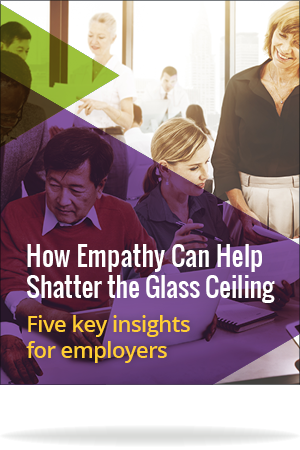 How Empathy Can Help Shatter the Glass Ceiling