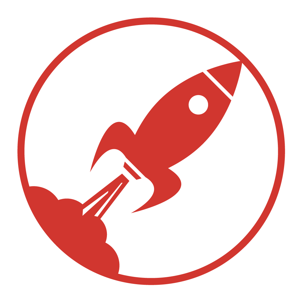 Estimate Rocket Logo