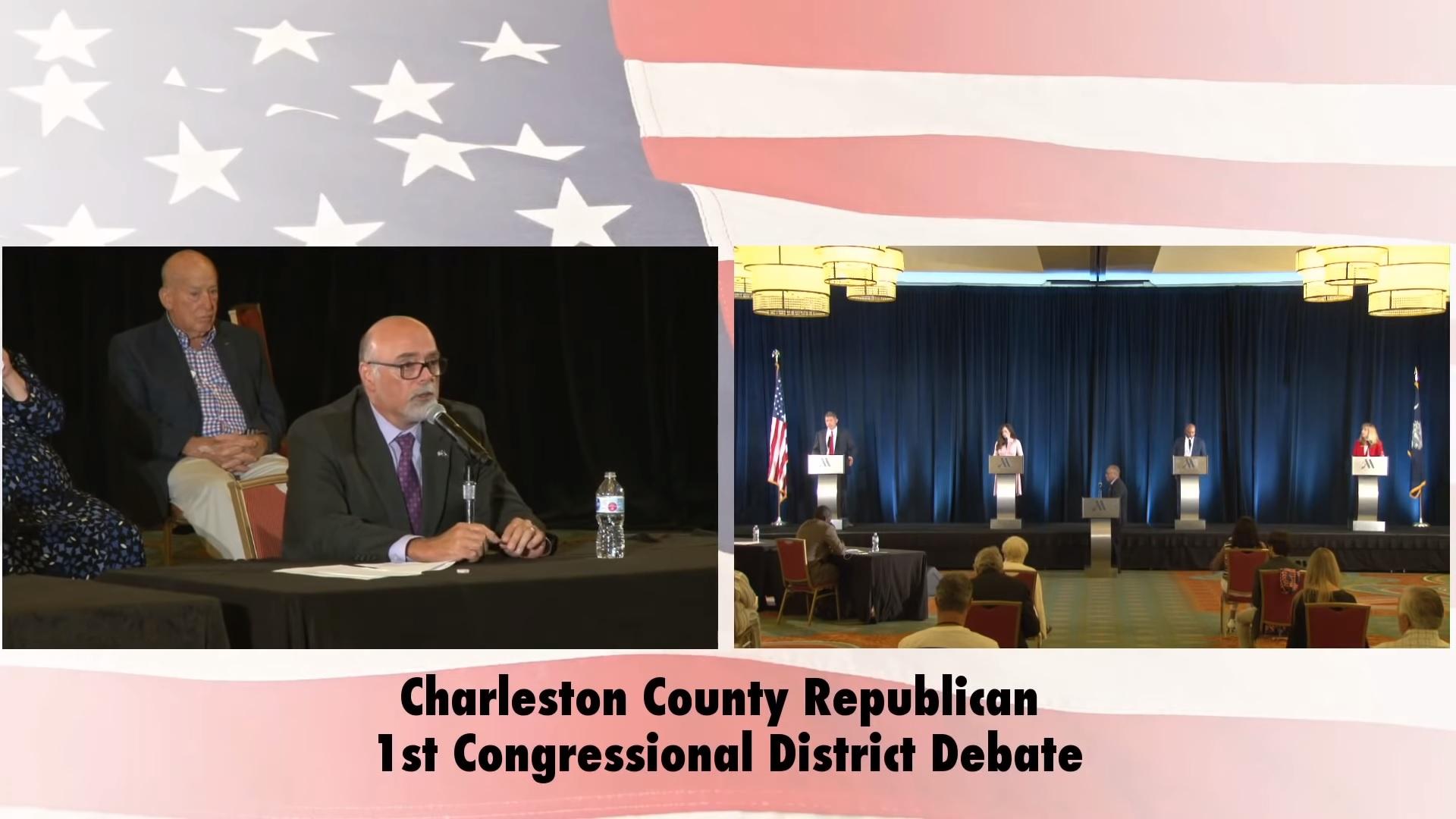 Political Debate Stream