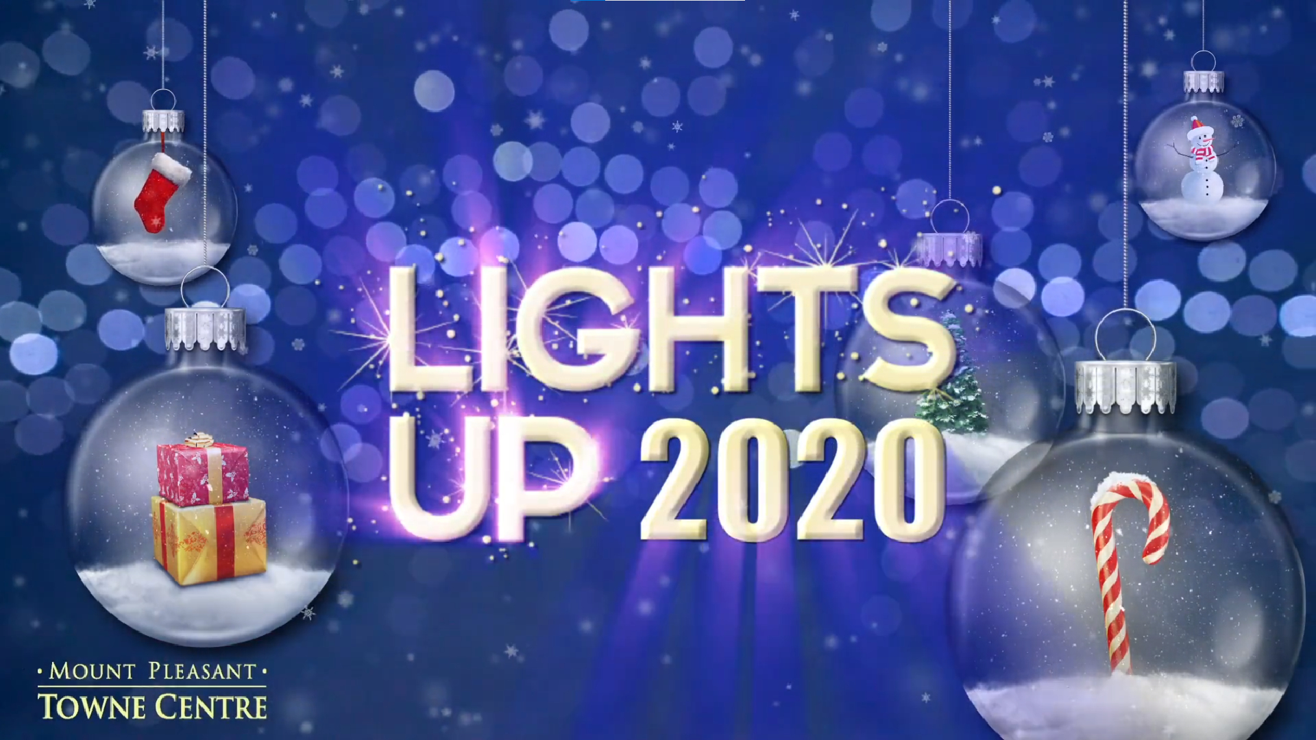 Lights Up 2020 Title