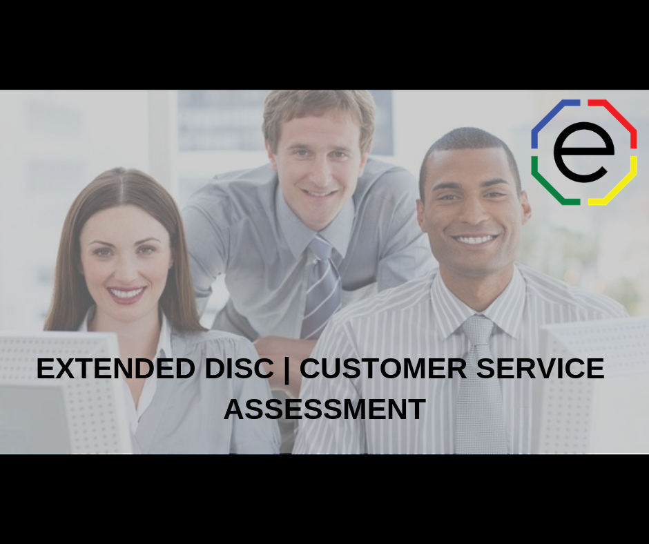 EXTENDED DISC _ CUSTOMER SERVICE ASSESSMENT