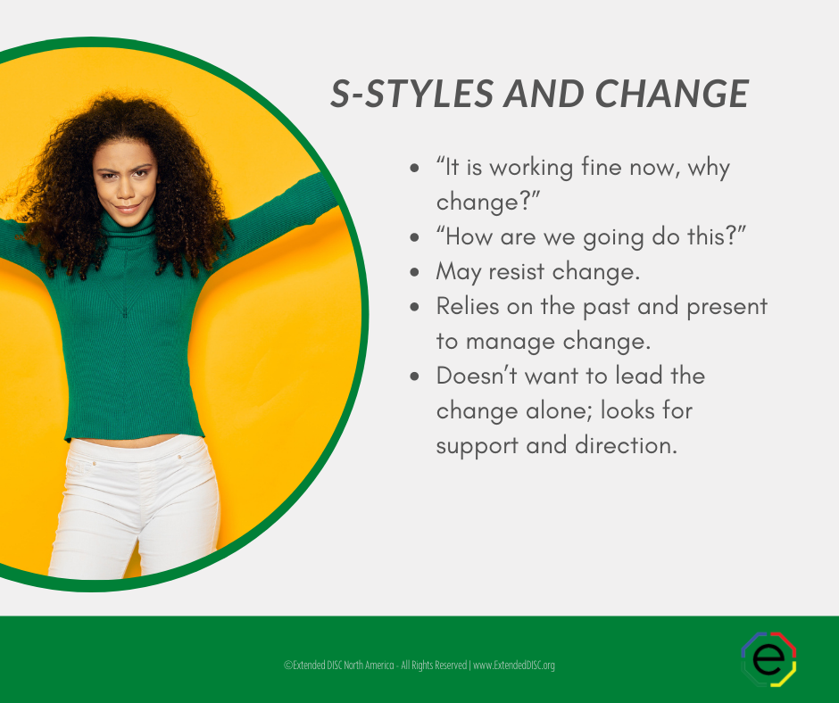 S-styles and change